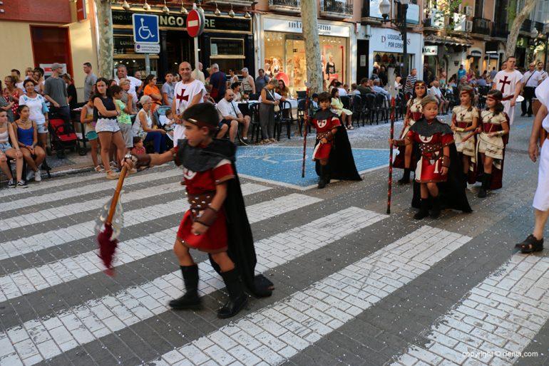 Desfilada infantil de Moros i Cristians 2019 30