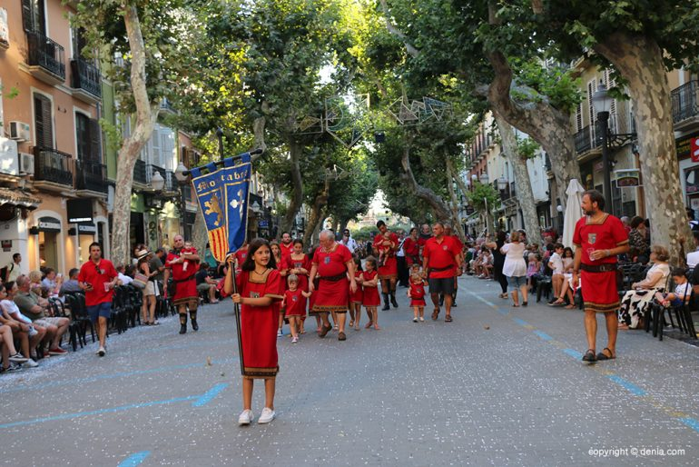 Desfilada infantil de Moros i Cristians 2019 31