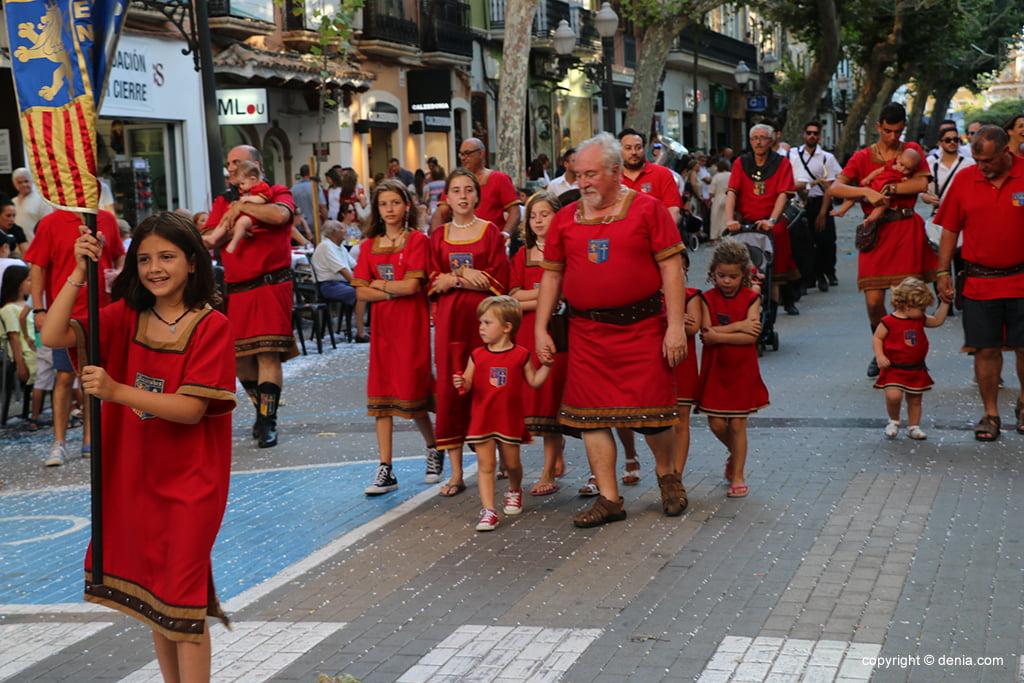 Desfilada infantil de Moros i Cristians 2019 32