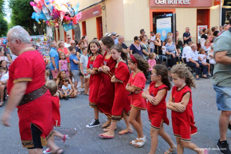 Desfilada infantil de Moros i Cristians 2019 33