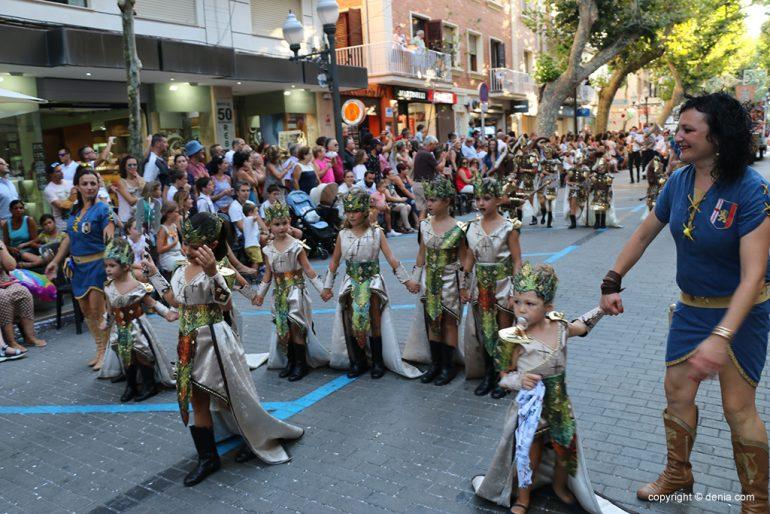 Desfilada infantil de Moros i Cristians 2019 39