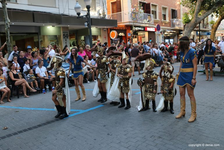 Desfilada infantil de Moros i Cristians 2019 40