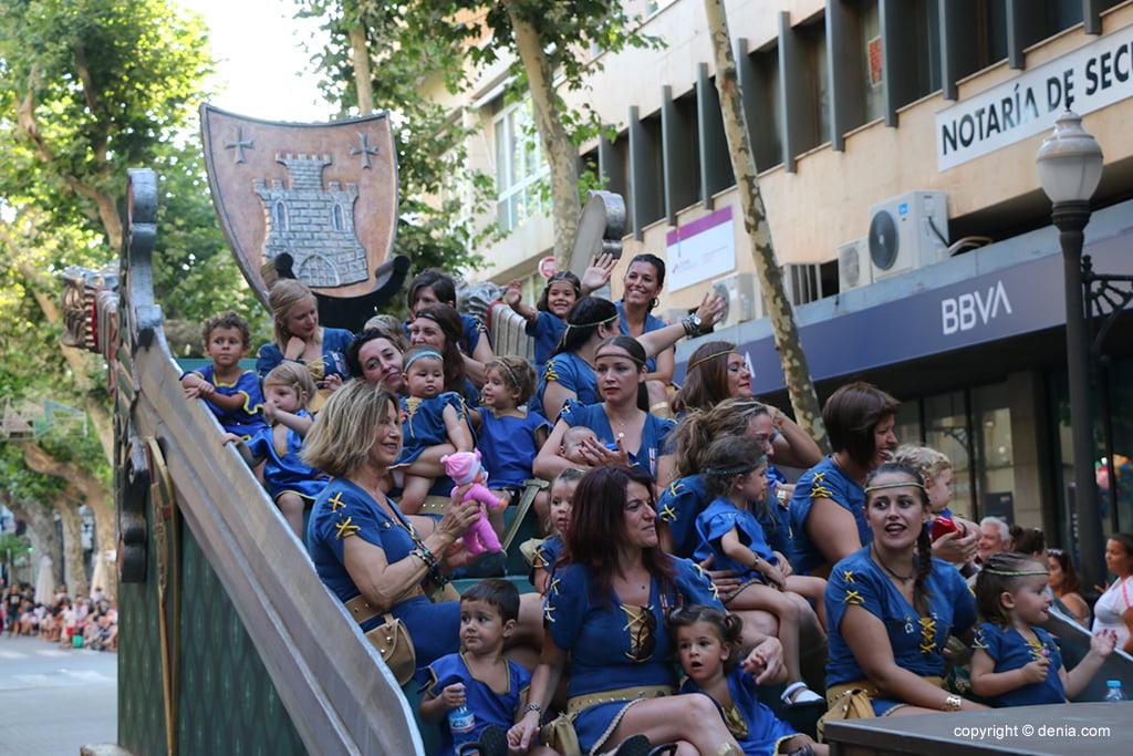 Desfilada infantil de Moros i Cristians 2019 41