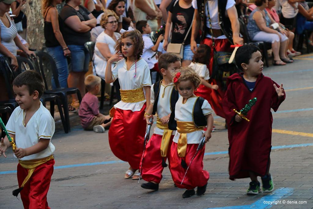 Desfilada infantil de Moros i Cristians 2019 44