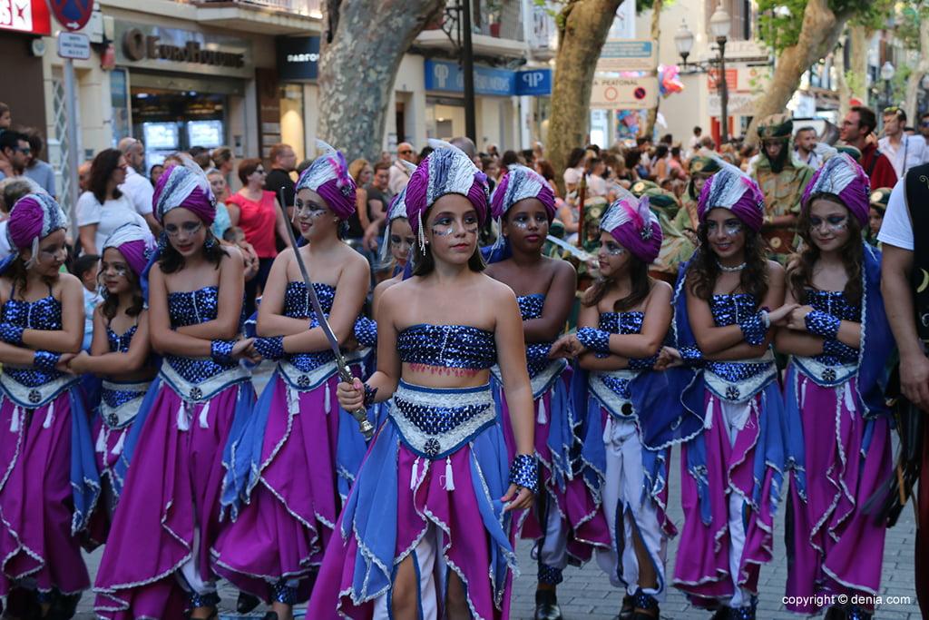 Desfilada infantil de Moros i Cristians 2019 45