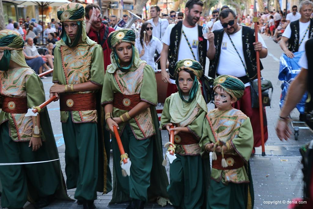 Desfilada infantil de Moros i Cristians 2019 46