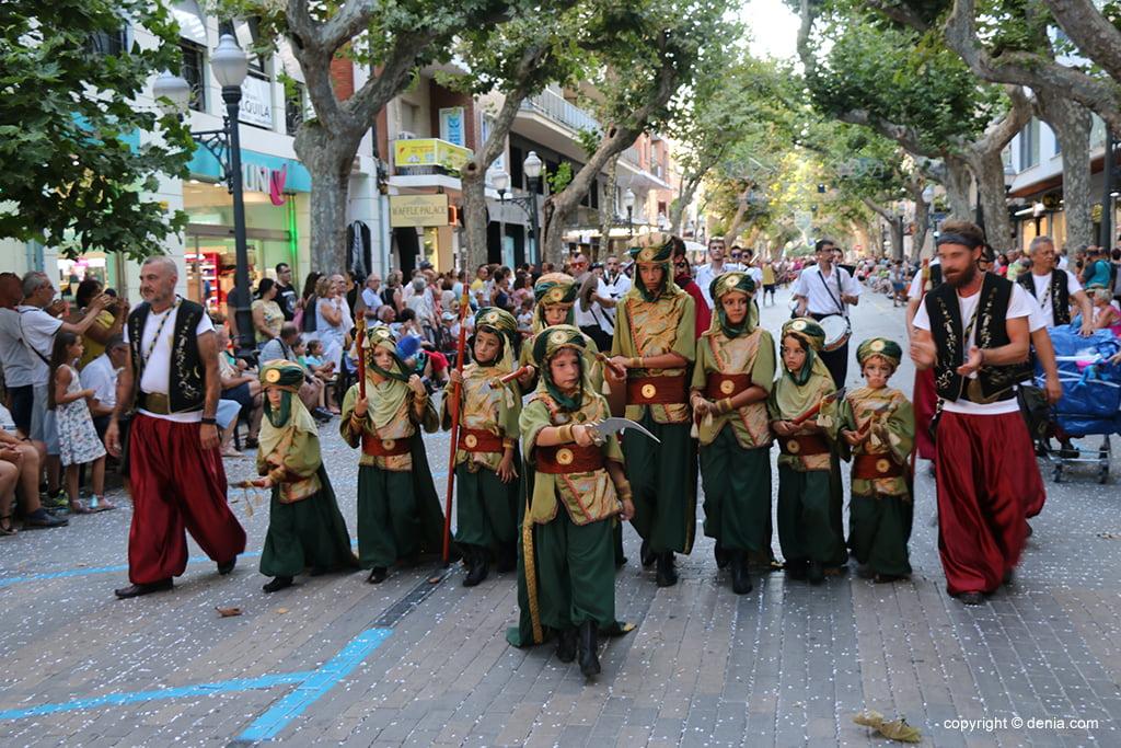 Desfilada infantil de Moros i Cristians 2019 48