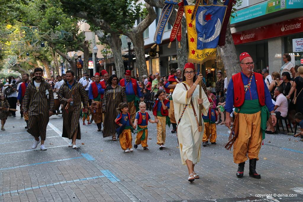 Desfilada infantil de Moros i Cristians 2019 50