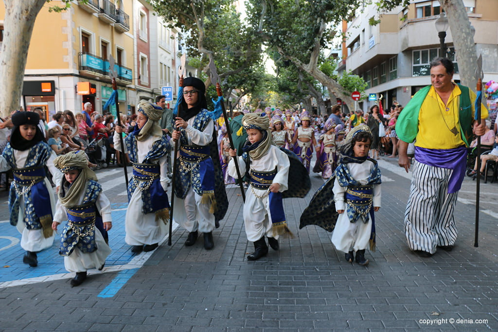 Desfilada infantil de Moros i Cristians 2019 52