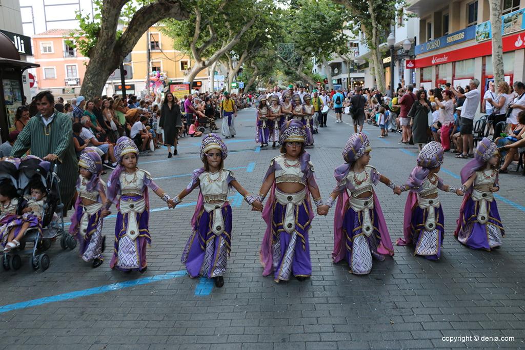 Desfilada infantil de Moros i Cristians 2019 53