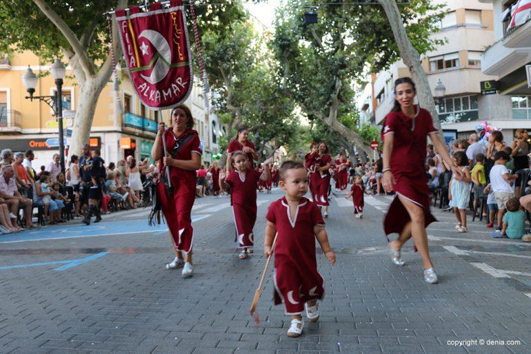 Desfilada infantil de Moros i Cristians 2019 54