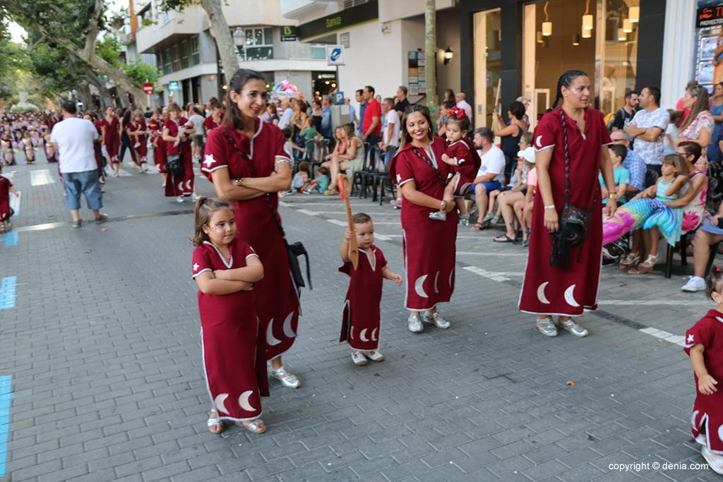 Desfilada infantil de Moros i Cristians 2019 55