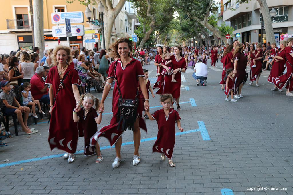 Desfilada infantil de Moros i Cristians 2019 56