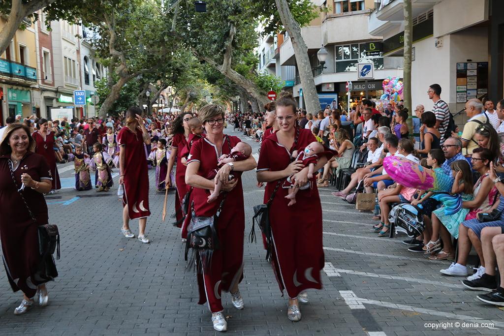 Desfilada infantil de Moros i Cristians 2019 57
