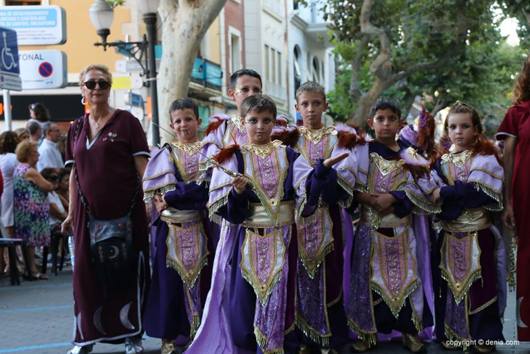 Desfilada infantil de Moros i Cristians 2019 58