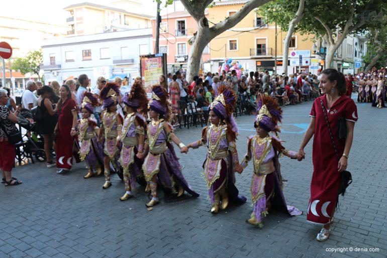 Desfilada infantil de Moros i Cristians 2019 60