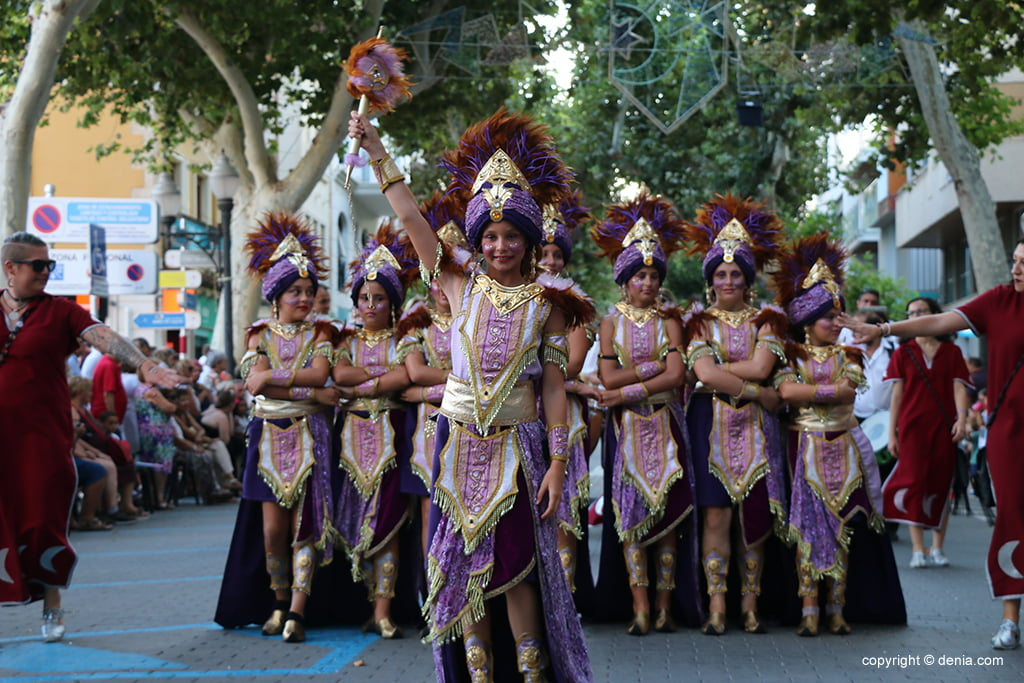 Desfilada infantil de Moros i Cristians 2019 61