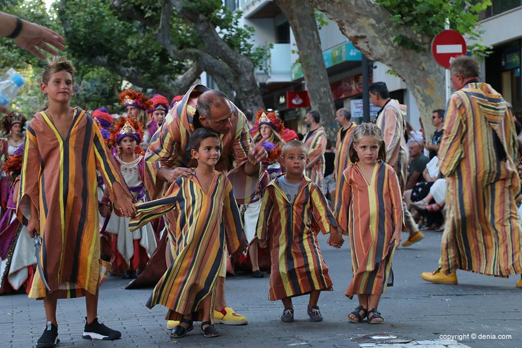 Desfilada infantil de Moros i Cristians 2019 62