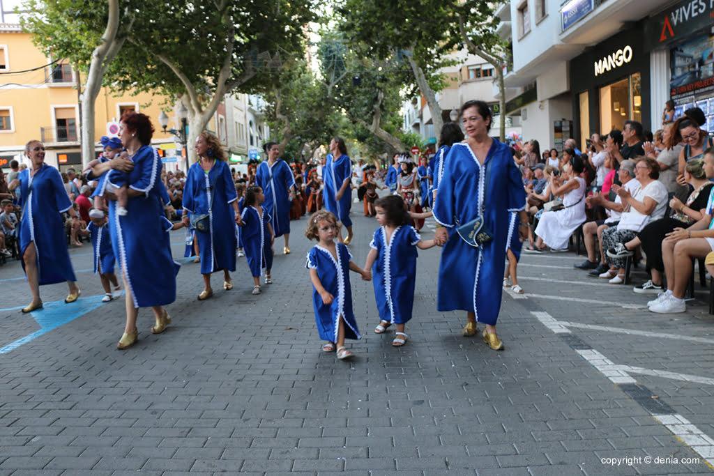 Desfilada infantil de Moros i Cristians 2019 66