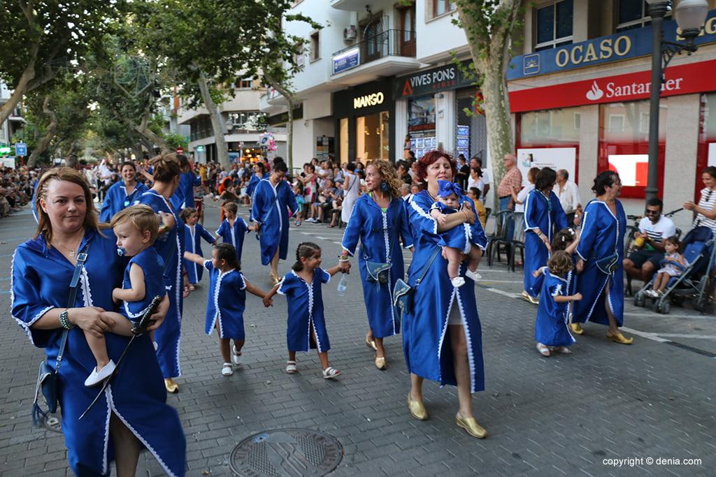 Desfilada infantil de Moros i Cristians 2019 67