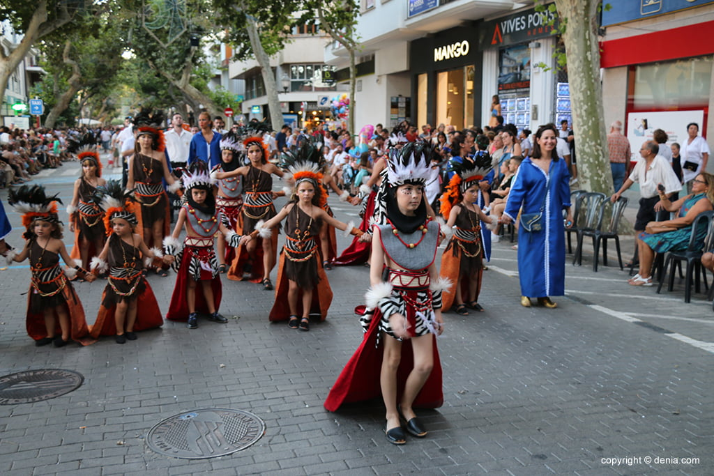 Desfilada infantil de Moros i Cristians 2019 68