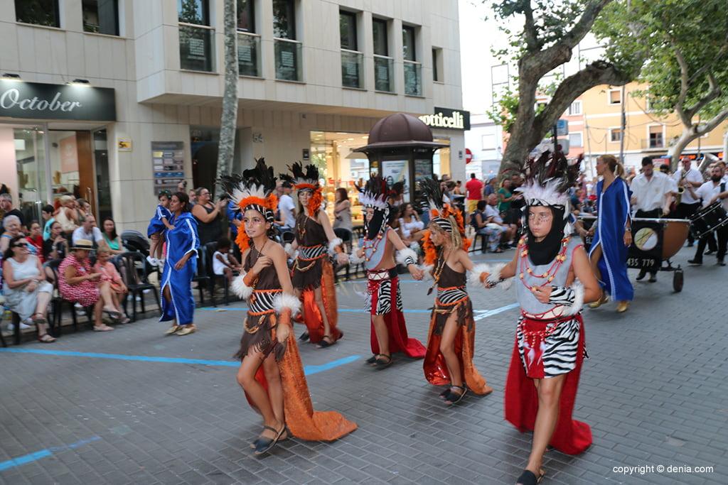 Desfilada infantil de Moros i Cristians 2019 70