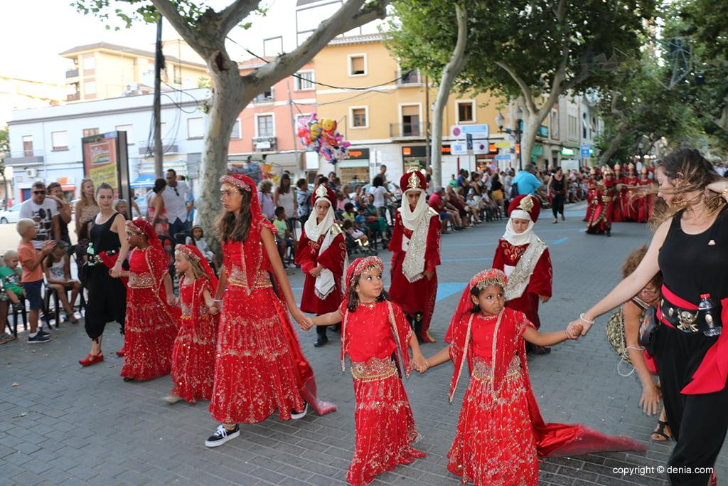 Desfilada infantil de Moros i Cristians 2019 71