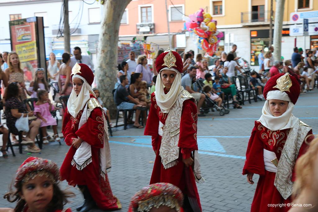 Desfilada infantil de Moros i Cristians 2019 72