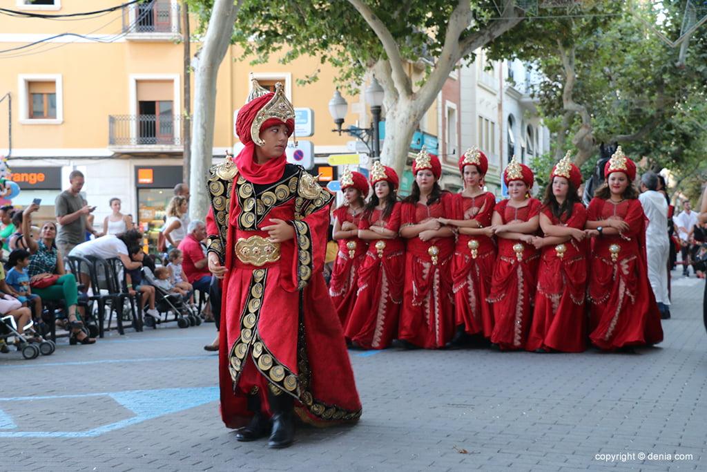 Desfilada infantil de Moros i Cristians 2019 73