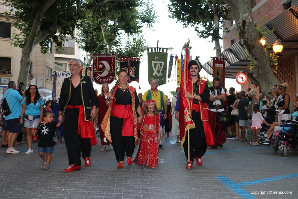 Desfilada infantil de Moros i Cristians 2019 77