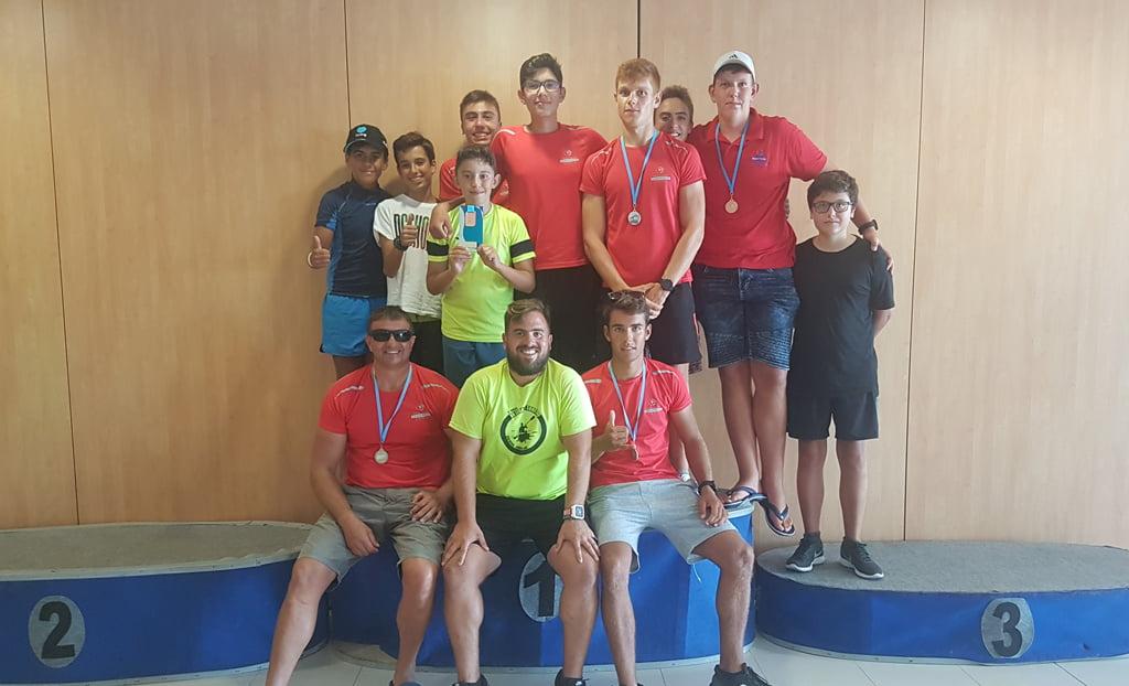 Equip caiac - Reial Club Nàutic Dénia