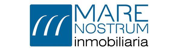 Logotiop Mare Nostrum Inmobiliaria