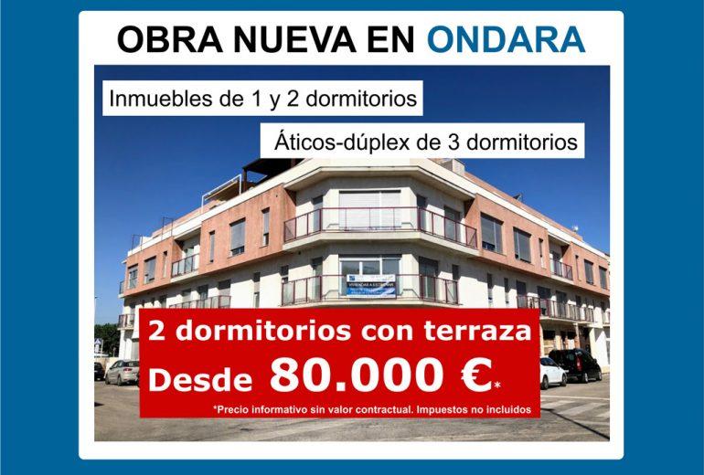 Obra nueva en Ondara - Mare Nostrum Inmobiliaria