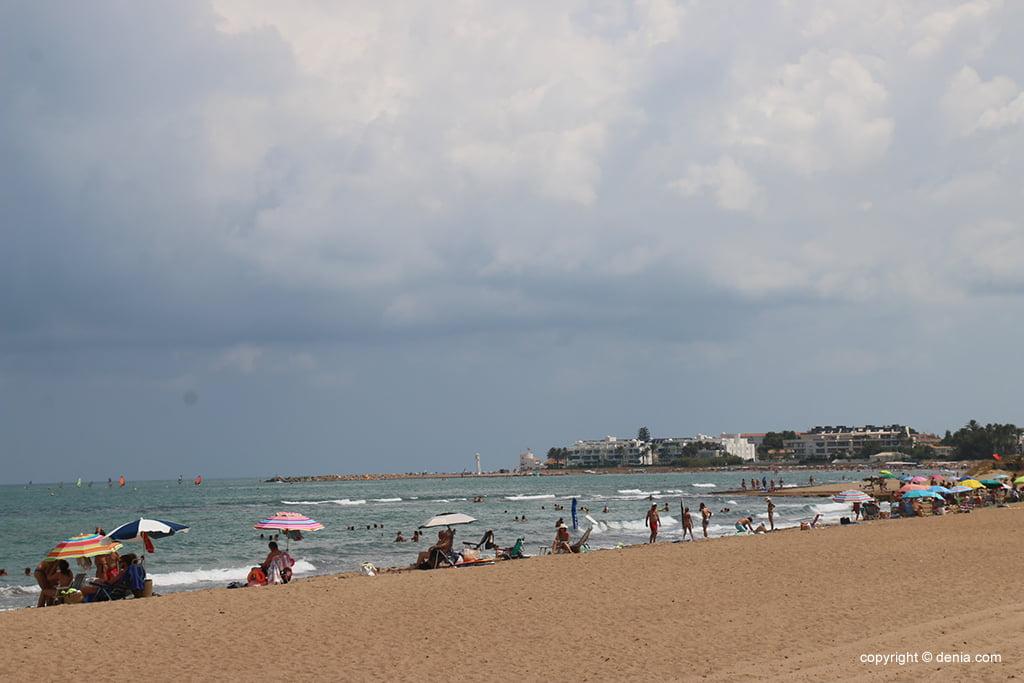 Playa Punta dels Molins