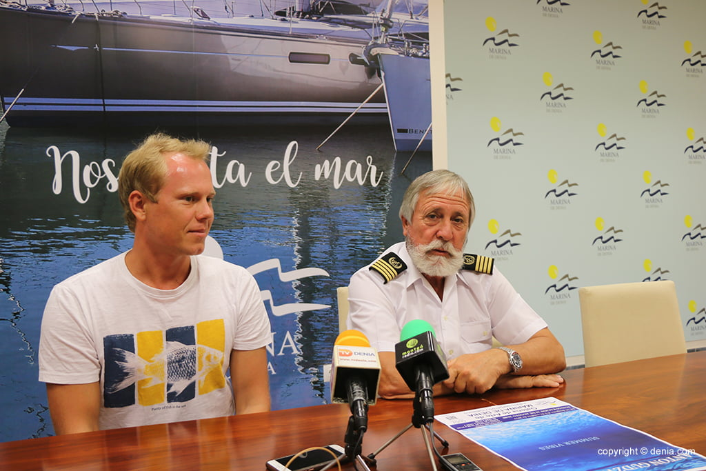 Presentan en Marina de Dénia la exposición Summer Vibes