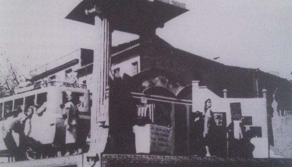Immagine: primo monumento della faglia centrale