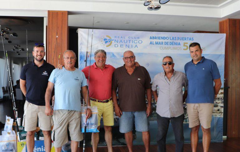 Primer Premio Concurso Pesca de Especies - Real Club Náutico Dénia