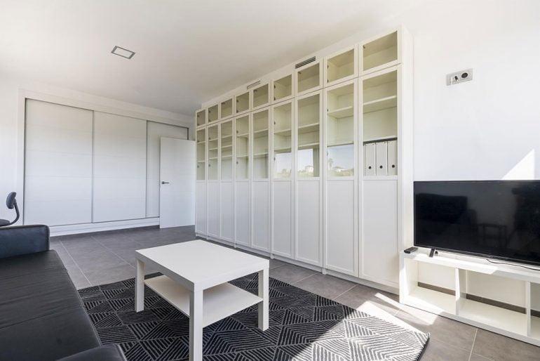 Salón en chalet de alquiler cerca de Dénia - Quality Rent a Villa
