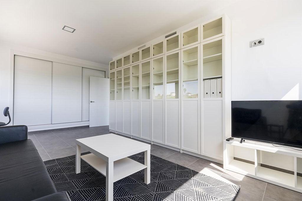 Salón en chalet de alquiler cerca de Dénia – Quality Rent a Villa