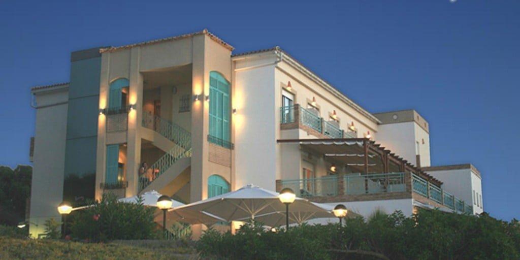 Façana actual - Noguera Mar Hotel