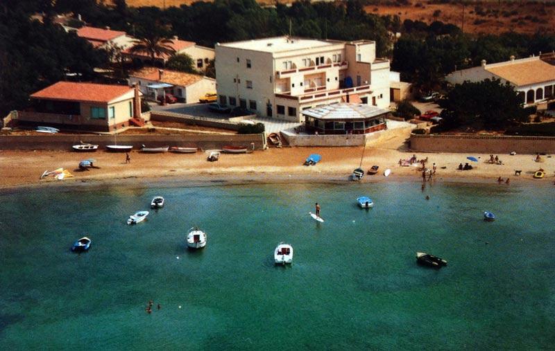Vista antiga - Noguera Mar Hotel