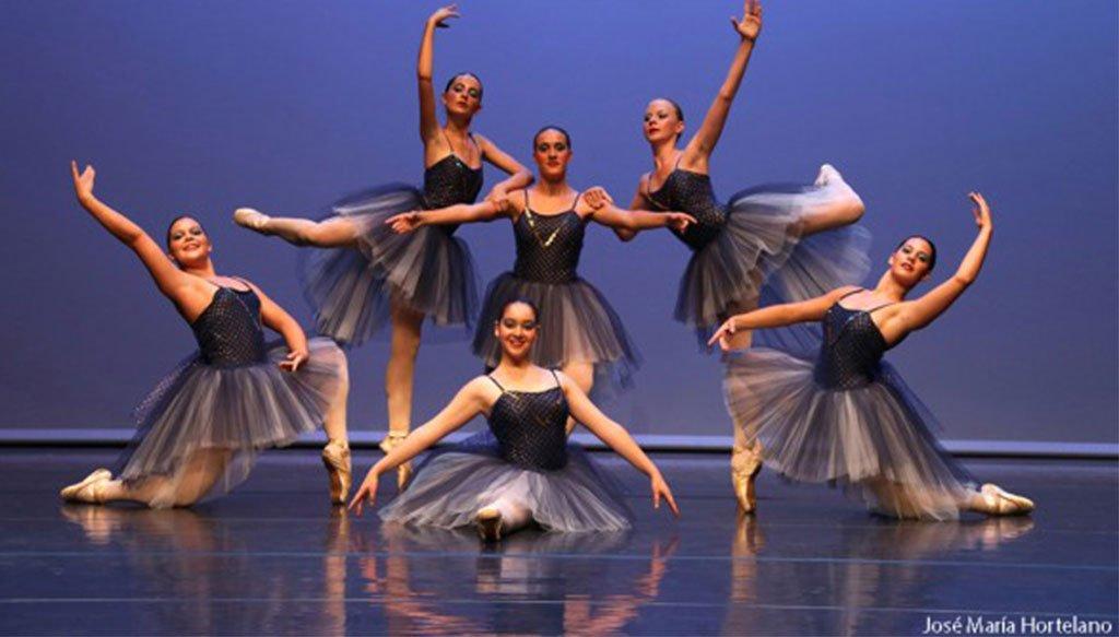 Actuación gala Escola de Dansa Mª Ángeles Signes