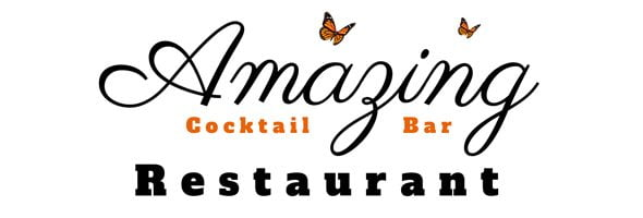 Imagen: Logotipo Restaurante Amazing