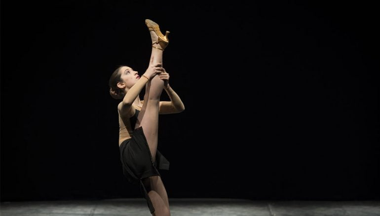 Actuació dansa espanyola - Babylon Escola de Dansa