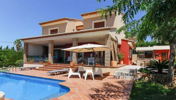 Image: Chalet for sale in Troyas area in Dénia - Lluna Dénia