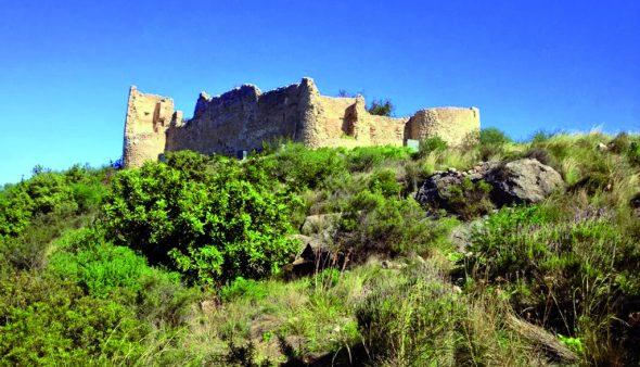 Bild: Burgen der Marina Alta