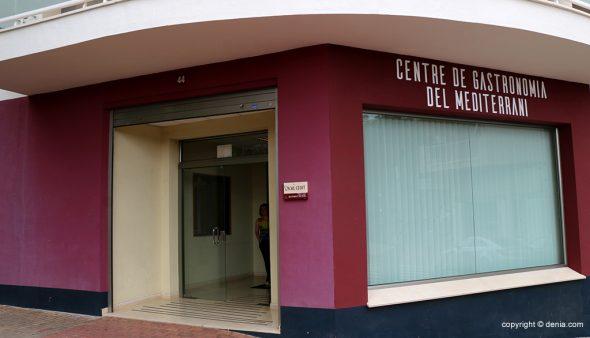 Immagine: centro provvisorio per gli studenti del Pou de la Muntanya
