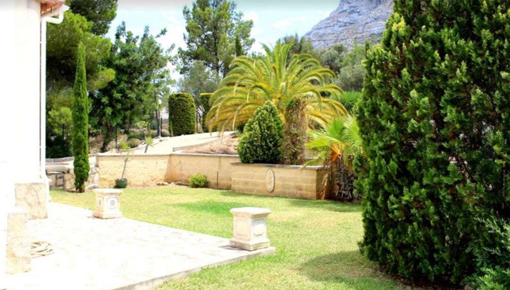Villa con giardino in vendita a Dénia - Stirling Ackroyd in Spagna