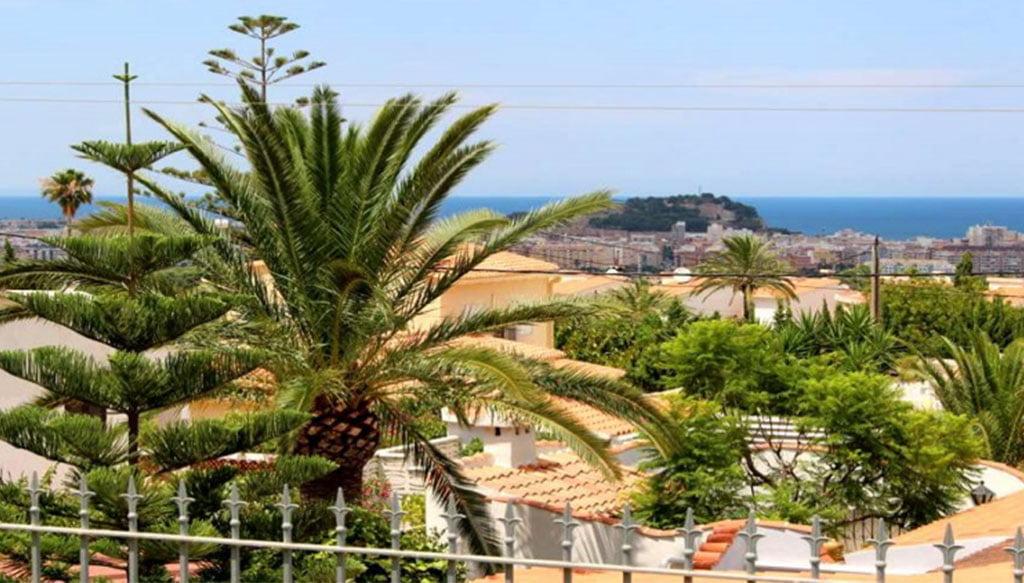 Панорамный вид с виллы на продажу в Дения - Стерлинг Акройд, Испания