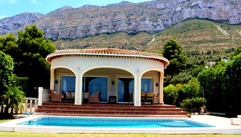Chalet in vendita sul Montgó a Dénia - Stirling Ackroyd in Spagna